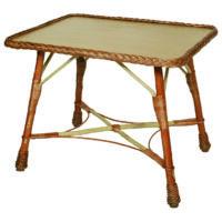 Szögletes nagy asztal 110x70 cm