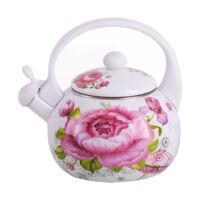 Zománcozott teáskanna 2 liter