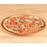 Copper Pro pizzasütő tál 33 cm