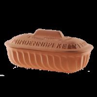 Pataki kenyérsütő cserépedény