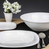 Carine Luminarc tányérkészlet 19 részes