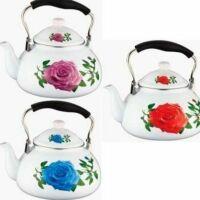 Zománcozott teáskanna 5 liter