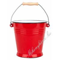 Zománcos vödör 5 liter