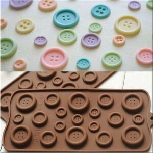 Gombok bonbon - csokiforma