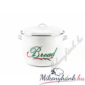 Bread zománcozott fazék 14 liter