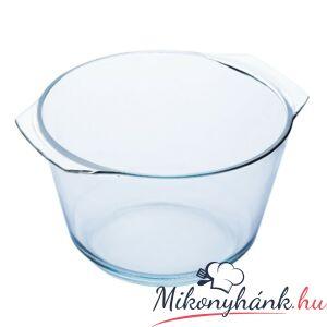 Hőálló levesestál 4 liter
