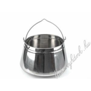 Rozsdamentes halfőző (1.25mm) 3 liter