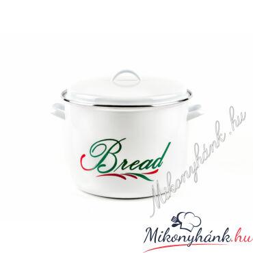 Bread zománcozott fazék 14 literes
