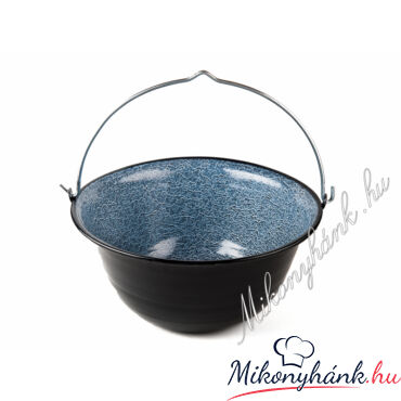Zománcos bogrács 40 liter