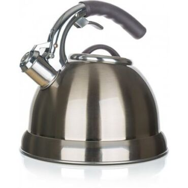 METALLIC rozsdamentes teakanna 2,7 liter (indukciós)
