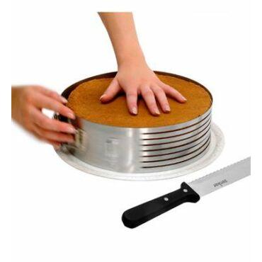Tortaszeletelő 30 cm