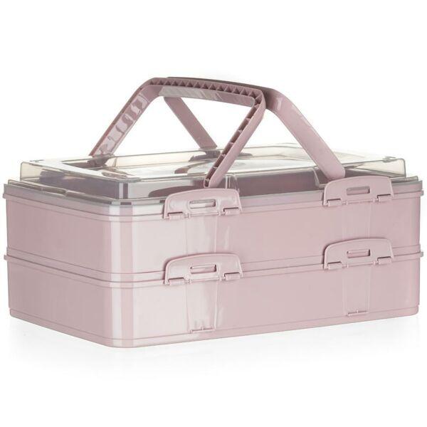 Rózsaszín party box