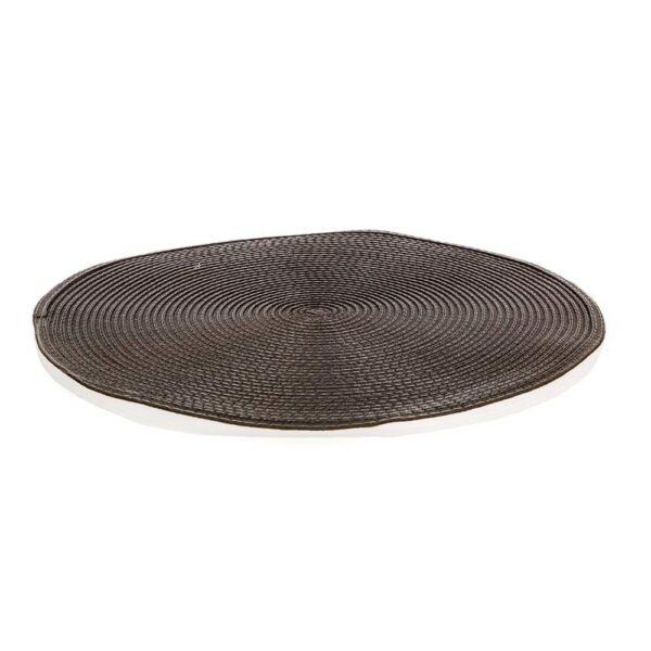 TONDO barna tányéralátét 38 cm