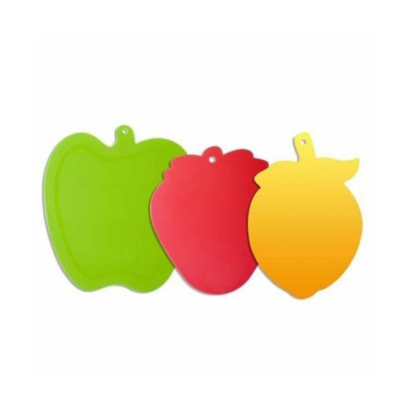 Gyümölcs műanyag vágólap