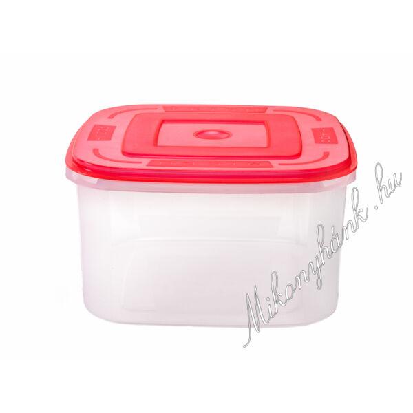 BELLA műanyag tároló doboz 4 liter