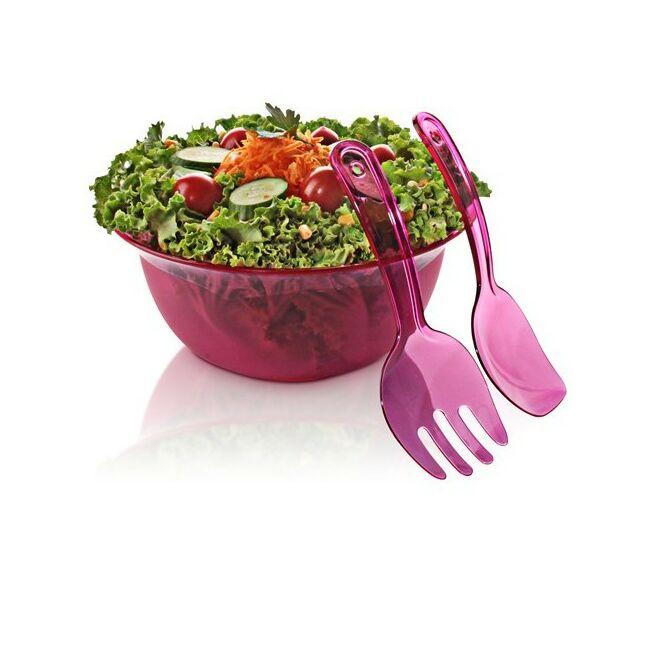 Salátás tál szett 4.4 l + salátakiszedő