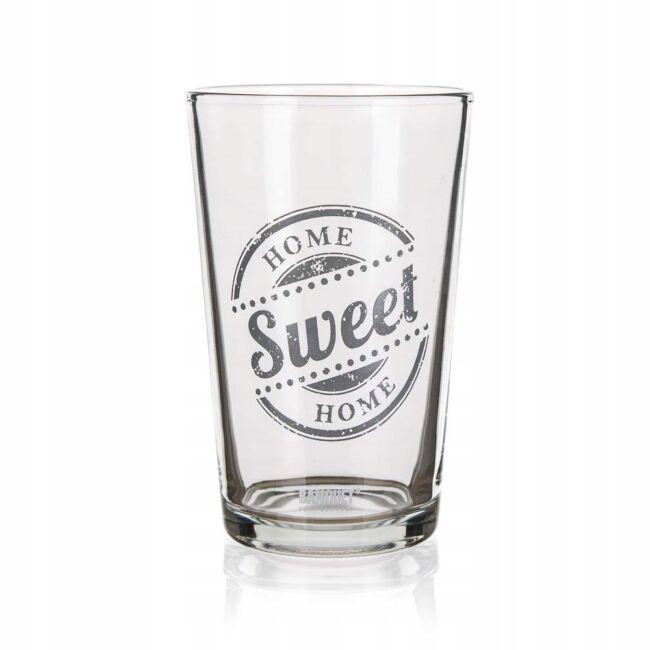 SWEET HOME pohárkészlet 6 darab