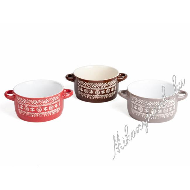 Porcelán leveses csésze 500 ML