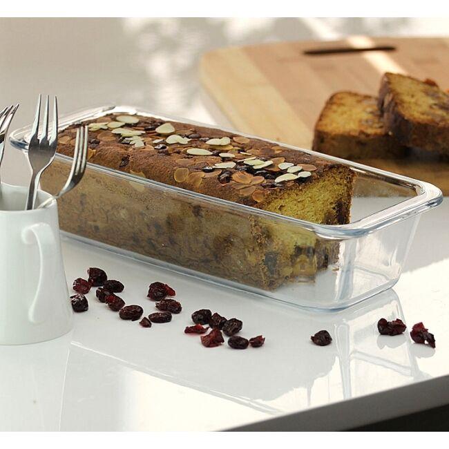 Simax püspökkenyér sütőforma 28,5x12x7,6cm