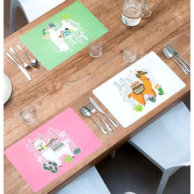 Alpaca tányéralátét 44x28.5 cm(választható szín)