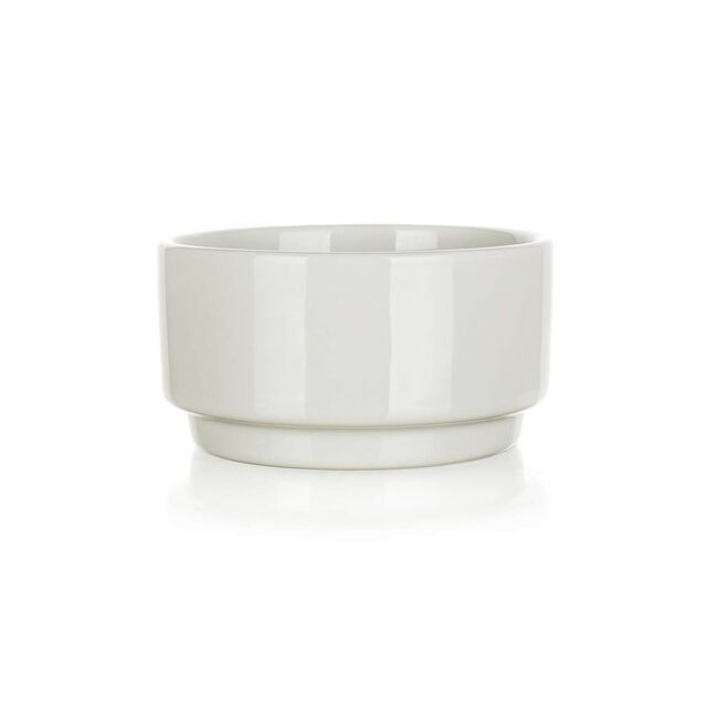 Porcelán tál rakásólható 350 ml
