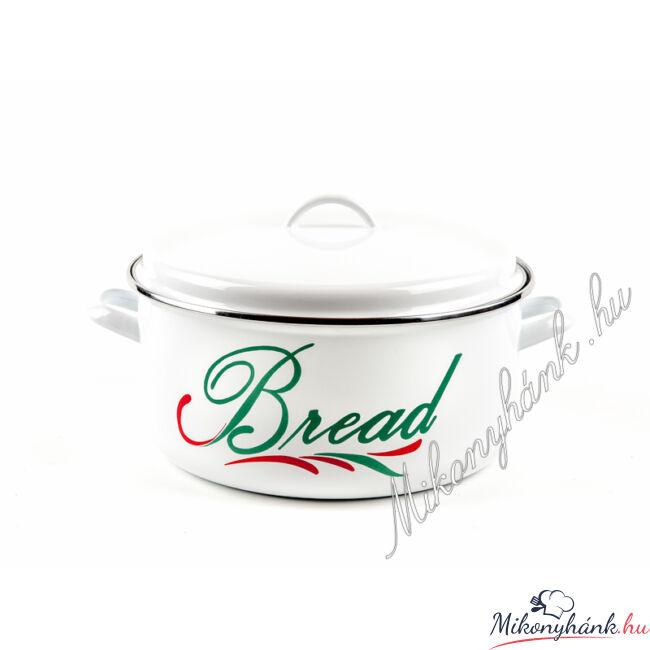 Bread zománcozott lábas 8.5 liter