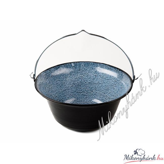 Zománcos bogrács 10 liter