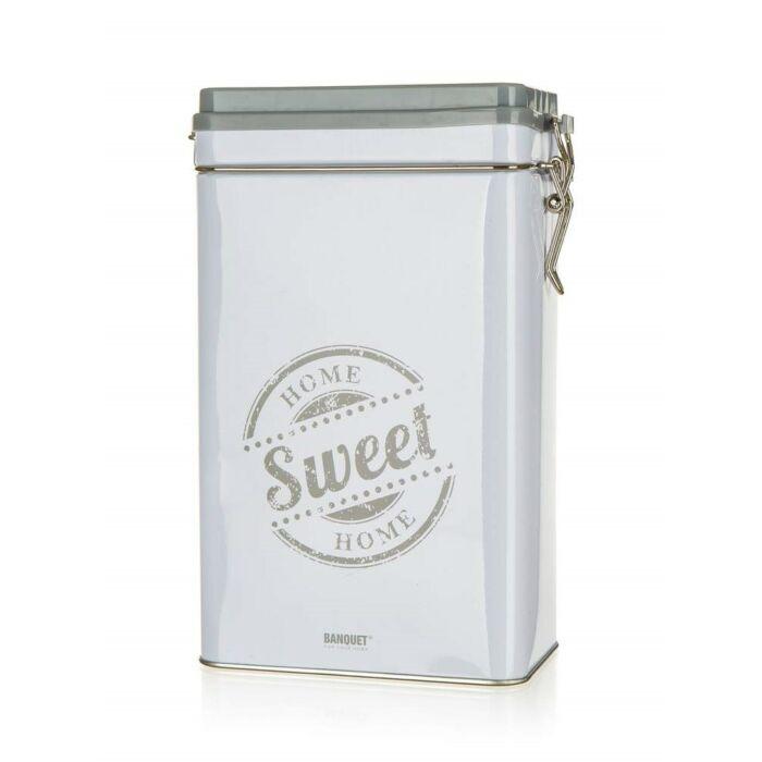 SWEET HOME fém tároló 11,7xx7.3x19,8cm