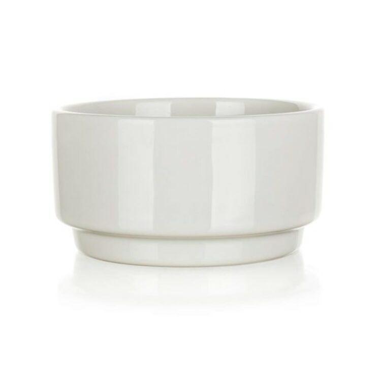 Porcelán tál rakásolható 350ml