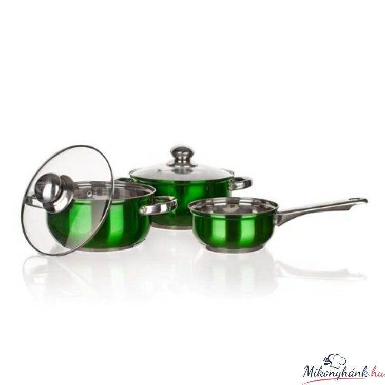 Maestro green indukciós edénykészlet 5részes