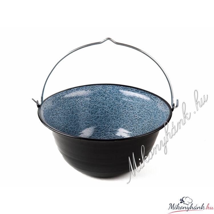 Zománcos bogrács 50 liter