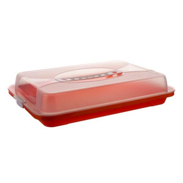 Süteményes doboz 44 cm x 24 cm